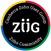Zoho Canberra User Groups