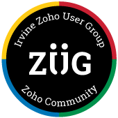 Zoho Irvine User Groups