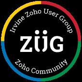 Irvine Zoho User Groups