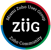 Miami Zoho User Groups