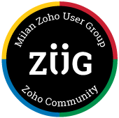 Milan Zoho User Groups